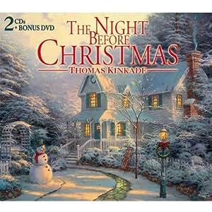 Thomas Kinkade: Night Before Christmas by Kinkade, Thomas (2006-08-29)