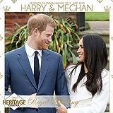 New Prince Harry & Meghan Royal Hochzeit 2019Kalender mit gratis Postkarten, Plakate & Jahresplaner