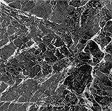 44 x Vinyl Boden Fliesen Selbstklebend Küche Steck Uni Marmor Effekt