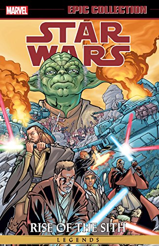 Star Wars Legends Epic Collection: Rise of the Sith Vol. 1 (English Edition)