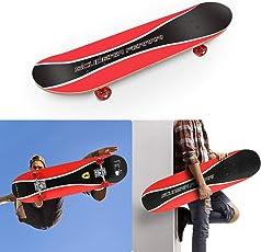 Ferrari Lizenzware Skateboard Deck Funboard Holzboard 80*310mm Ahornholz …