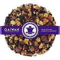 "No. 1335: Fruit tea loose leaf ""Baked Apple"" - 100 g (3.5 oz) - GAIWAN® GERMANY - apple, rose hip, hibiscus, brittle , cassia"