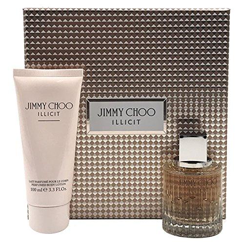 Jimmy Choo Illicit 2017 Set 60ml Eau De Parfum EDP & 100ml Body Lotion