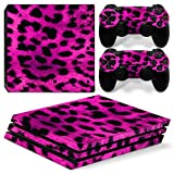 Stillshine Ps4 Pro Consola Design Foils Vinyl Skin Sticker Decal...