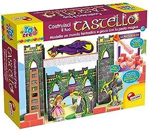 Lisciani Giochi-Io Creo costruisci il Tuo Castillo,, 68838