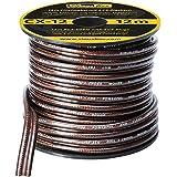 Câble RCA Sinuslive CX-12 12 m sur petit rouleau avec fiche métallique 4 CS