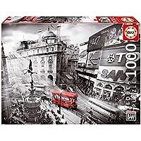Puzzles Educa - Piccadilly Circus, puzzle de 1000 piezas (15981)