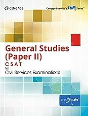General Studies Paper II (CSAT) for Civil Services Examinations