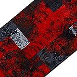 casa pura Teppichläufer mit modernem Design in brillianten Farben | hochwertige Meterware, gekettelt | Kurzflor Teppich Läufer | Küchenläufer, Flurläufer (80x250 cm)