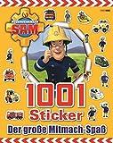Feuerwehrmann Sam 1001 Sticker: Der...