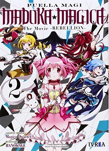 Madoka Magica  Rebellion 2 (Madoka Magica Rebellion Story)