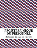 Telecharger Livres Registre unique du personnel (PDF,EPUB,MOBI) gratuits en Francaise