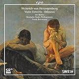CONCERTO POUR VIOLON & ODYSSEUS OP.16 (SYMPHONIE)