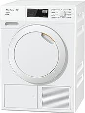 Miele TCE 530 WP Active Plus Wärmepumpentrockner/Energieklasse A+++ (171kWh/Jahr) / 8 kg Schontrommel/Duftflakon für frisch duftende Wäsche/Startvorwahl und Restzeitanzeige/Knitterschutz