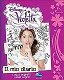 Scarica Libro Il mio diario Violetta (PDF,EPUB,MOBI) Online Italiano Gratis