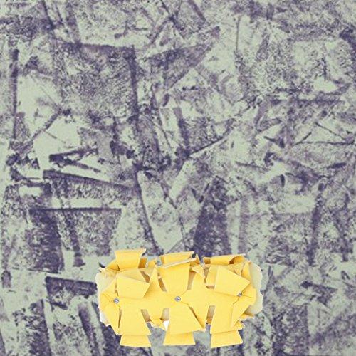PETSOLA 18cm Gemustertes Farbroller Wand Dekorations Malwerkzeug Mit Kunststoffgriff (Farbroller Für Wand-dekoration)