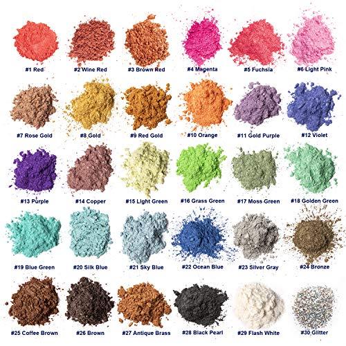 Zoom IMG-3 mennyo pigmenti coloranti naturale 10g