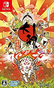 Capcom Okami Zekkeiban NINTENDO SWITCH REGION FREE Japanese Version with Full English Support