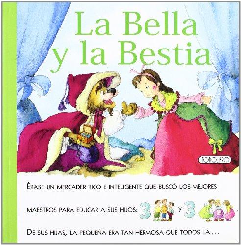 La Bella y la Bestia Cover Image
