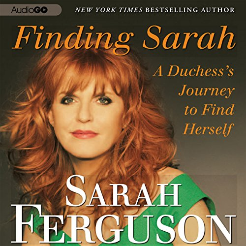 Finding Sarah  Audiolibri