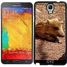 Funda para Samsung Galaxy Note 3 Neo/Lite (N7505) - Adorable Bebé Jabalí by More colors in life