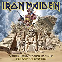 Somewhere Back in Time: the Best of 1980 - 1989 - Iron Maiden Somewhere In Time