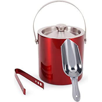 vKing International 100% Stainless Steel Red Bar Set KRaWc
