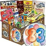 Geschenk zum 83. | Schokoladen Paket | Geburtstags Geschenke 83 | Schokolade Korb | Geschenkset