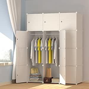 PREMAG Wood Pattern Portable Garderobe für hängende