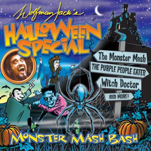 Monster Mash Bash - Halloween Song Mash Monster