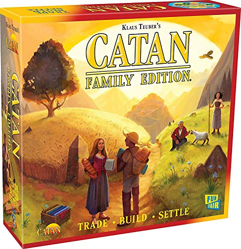 Mayfair Catan: Family Edition by Flat River Group