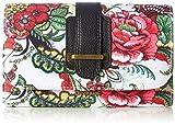 Desigual Mone_LENGÜETA Madeira, Billetera para Mujer, Rojo (3098), 4x12x19 cm (B x H x T)