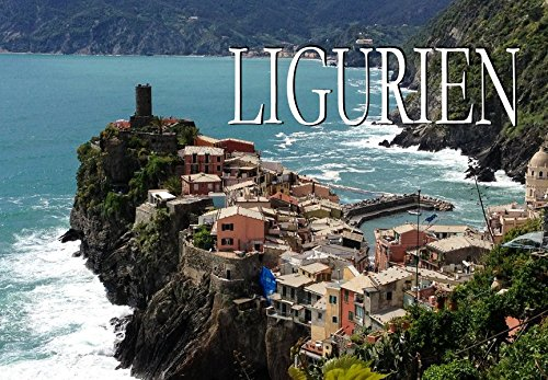 Preisvergleich Produktbild Ligurien - Ein Bildband