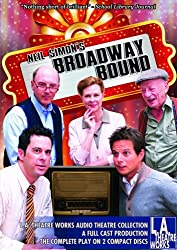 Broadway Bound (Library Edition Audio CDs) by Neil Simon (2008-09-01)