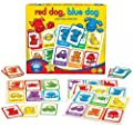 Orchard Toys Red Dog, Blue Dog - Juego educativo para aprender los colores por Orchard Toys