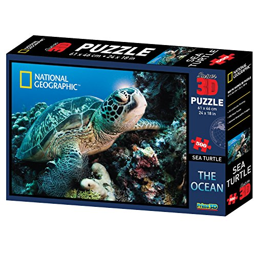 Ocean Sea Turtle 500 Piece