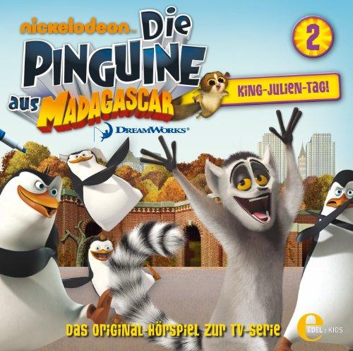 Die Pinguine aus Madagascar - Folge 2, King-Julien-Tag