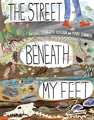 Street Beneath My Feet por Charlotte Guillain