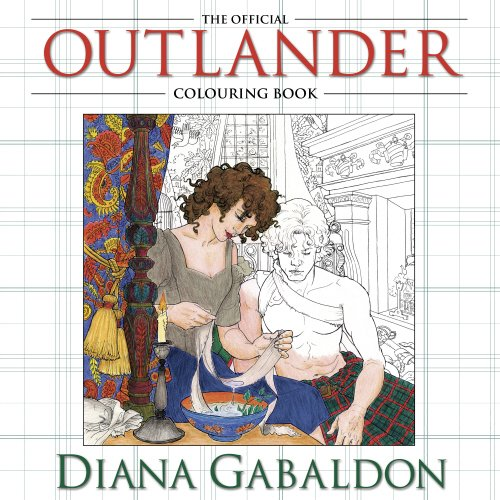 game of thrones malbuch The Official Outlander Colouring Book (Colouring Books)
