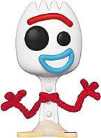 Funko- Pop Vinilo: Disney: Toy Story 4: Forky Figura Coleccionable, (37396)