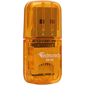 Technotech CR-120 Card Reader T-Flash, Micro SD/SDHC