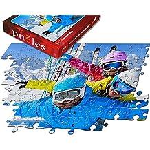 Puzzle personalizado con tu foto - 280 piezas (carton)