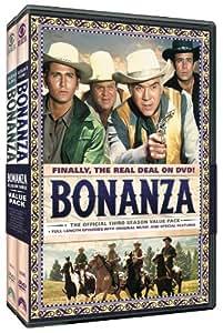 Bonanza: Official Third Season One & Two [DVD] [Region 1] [US Import] [NTSC]