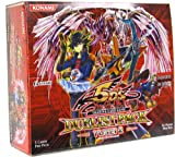 YuGiOh 5D's Yusei 2 Duelist Booster Box 36 Packs by Decipher