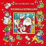 Die Geschichte vom Weihnachtsmann - Fensterbilderbuch