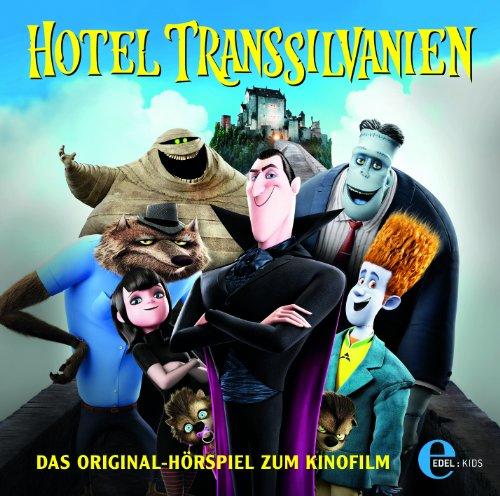 Preisvergleich Produktbild Hotel Transsilvanien 1 Das Original Hörspiel zum Kinofilm  [Audio-CD]