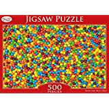 Toyrific Sweets Jigsaw Puzzle (500 Pieces)