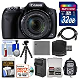Best Selling Canon PowerShot SX530 HS Wi-Fi Digital Camera with 32GB Card + Backpack + Battery & Charger + Flex Tripod + Kit be sure to Order Now