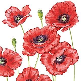 Ambiente Napkins 'Romantic Poppy' 13308505