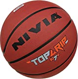 #1: Nivia Top Grip Basketball